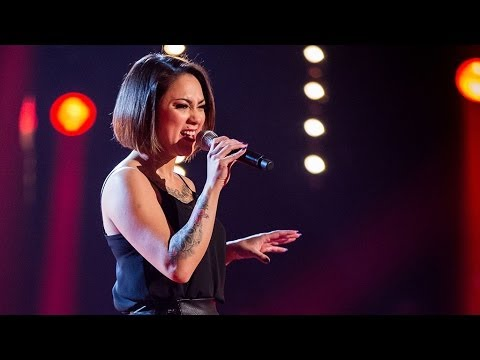 Jai performs 'Take Your Mama'  - The Voice UK 2014: The Knockouts  - BBC One