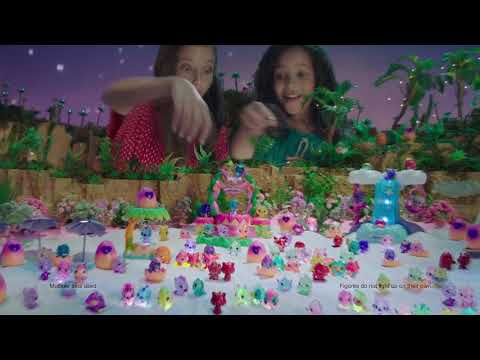 Hatchimals Colleggtibles Сезон 4 - Сияй и играй!
