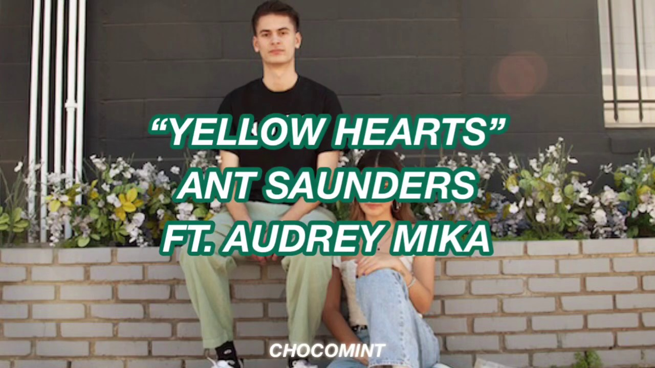 [和訳]Yellow Hearts - Ant Saunders