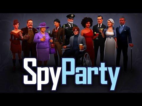 SPY PARTY! - Sidey vs Speedy!