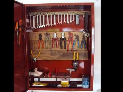 Armario para herramientas youtube for Casas de madera para guardar herramientas