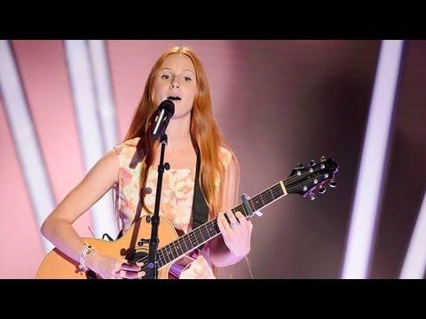 Celia Pavey Sings Scarborough Fair Canticle: The Voice Australia Season 2