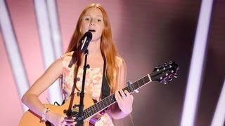 Celia Pavey Sings Scarborough Fair Canticle: The Voice Australia Season 2