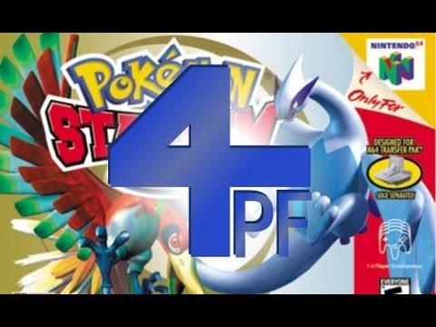 4-Player Friday | Pokemon Stadium 2