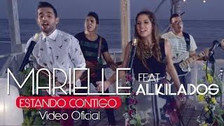 Marielle Feat Alkilados - Estando Contigo (VideoClip Oficial) ®