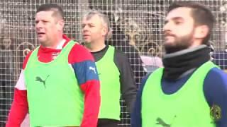 Прем'єр-ліга у Винниках (Передріздвяний матч) Video