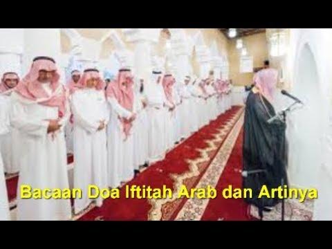 Doa Iftitah Bahasa Arab, Latin dan Artinya