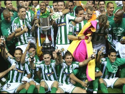Betis 2 Osasuna 1   Final Copa del Rey 04-05
