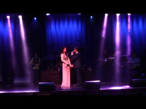 Lai Nho Nguoi Yeu -  Mong Uoc Doi Ta -  Huong Thuy - Manh Quynh (6 19 16 Maryland LIVE casino)