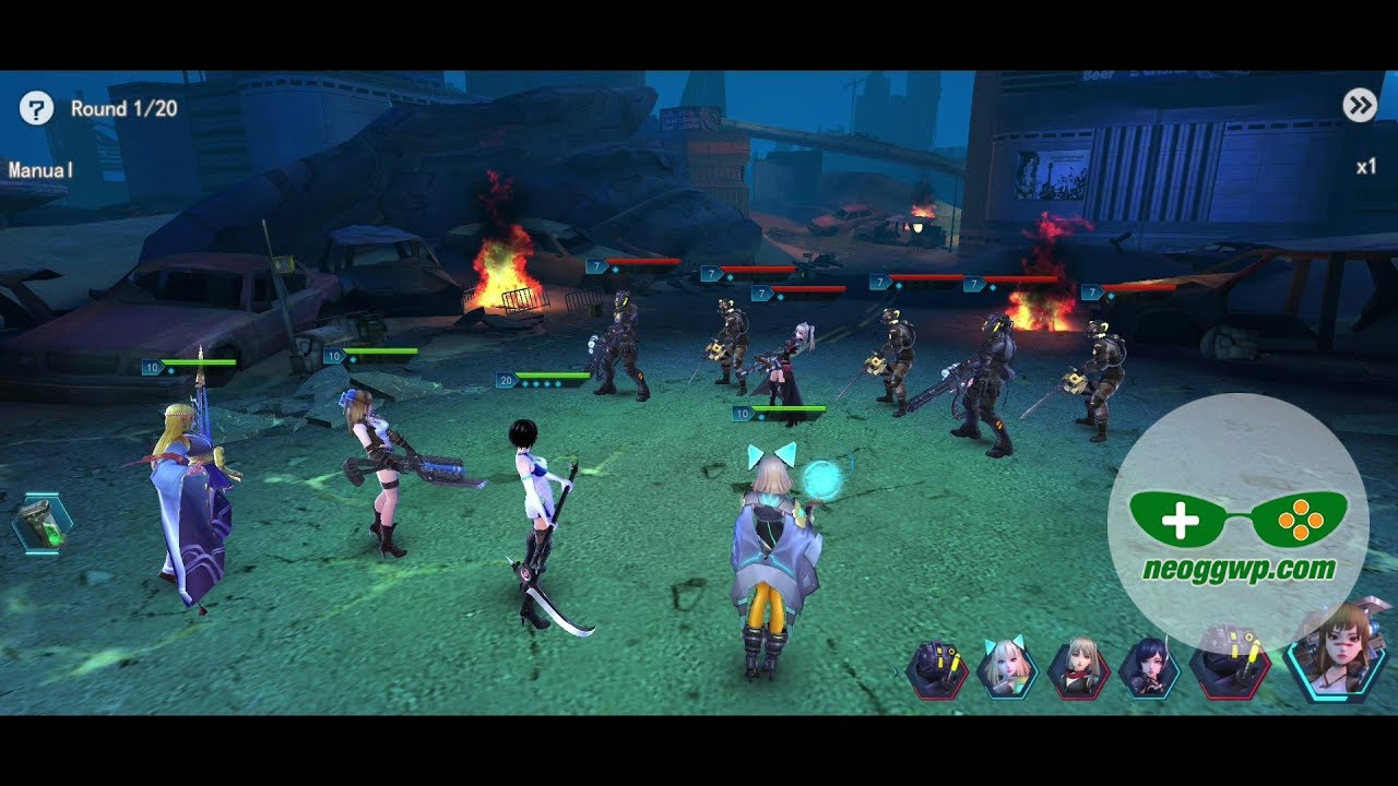 Angel Legion (Official Launch) (Android APK) – Idle RPG Gameplay Chapter 1-2  #Smartphone #Android
