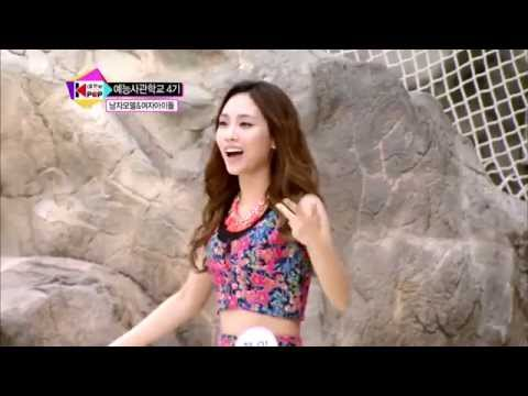 ALL THE K-POP summer special EP01 missA Sexy Dance
