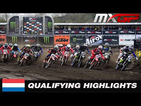 Qualifying Highlights MXGP of The Netherlands 2020