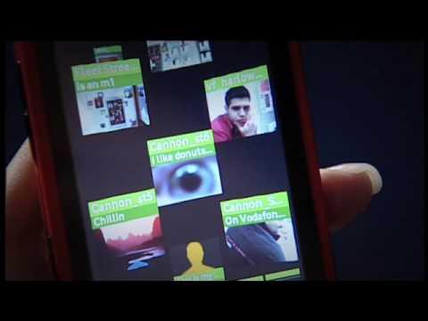 Vodafone Series - Samsung M1