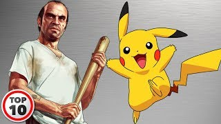 Top 10 Video Games That Were BANNED For Shocking Reasons