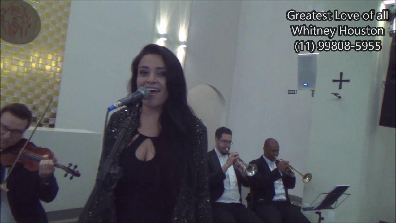 Greatest Love of all - Whitney Houston - YouTube