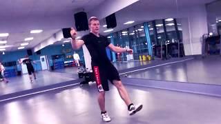 ALEX & RUS - Дикая львица - Танец 4-в-1