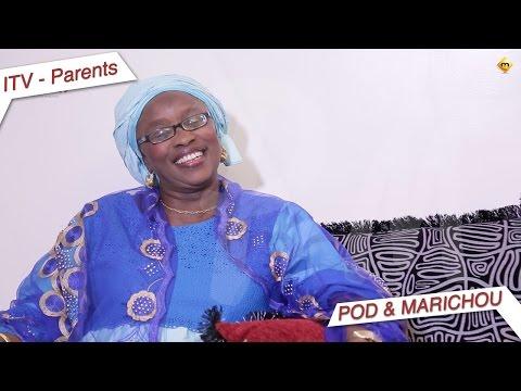 Série Pod et Marichou : Les parents parlent Chez Pod - Marodi TV