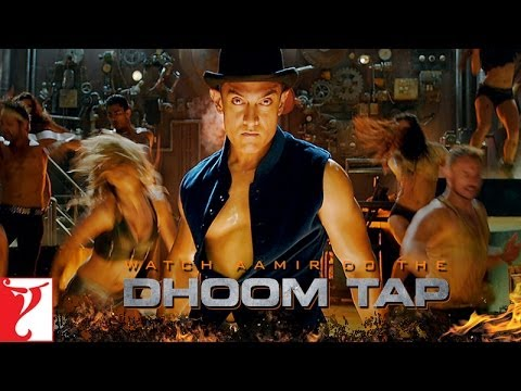 Dhoom Tap - Song Promo 2 - DHOOM:3