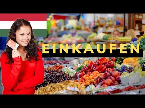ungarisch-lernen-für-anfänger-|-lektion-einkauf-und-lebensmittel-|-vokabeln-a1-a2