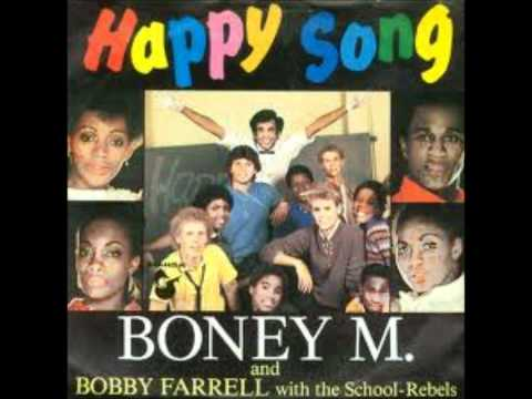 HAPPY   SONG  BONEY   M  musica de los 80´s