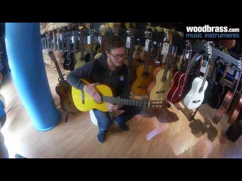 Test Woodbrass - Yamaha C40 versus C80