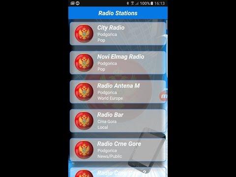 Montenegro Music & News Radio PRO+
