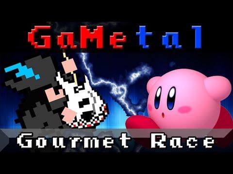Gourmet Race (Kirby Super Star) - GaMetal