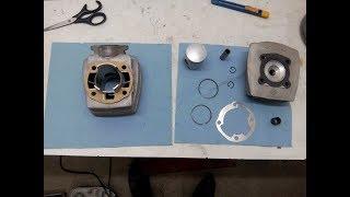Révision moteur du peugeot 103
