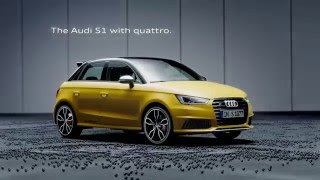 Audi S1 - The power of small