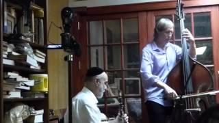Andy Statman Trio - P1010206 12-3-15 Charles Street Synagogue, NYC