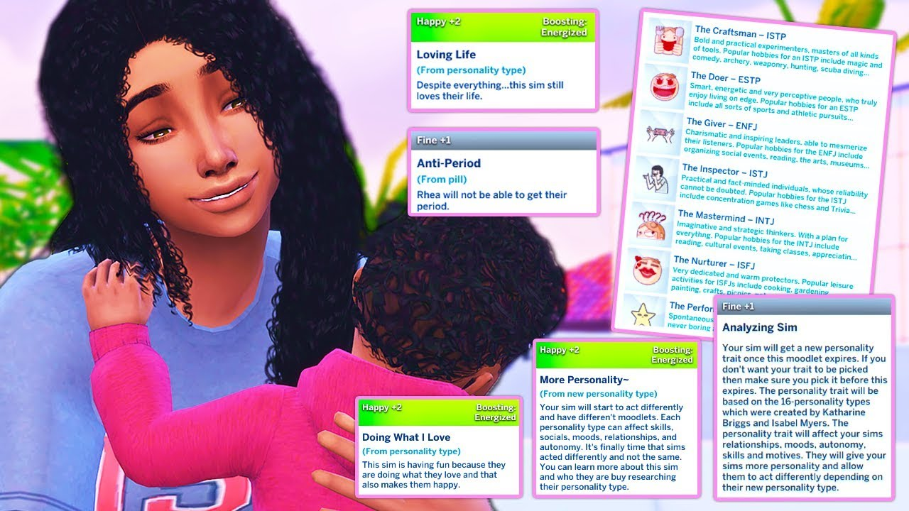 Slice of Life Mod Sims 4 (Updated) Download 2021