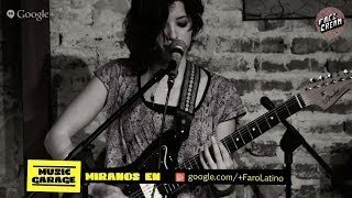 Face Cream - Un Puente en mi cabeza- En Vivo HD: #MusicGarage Thumbnail