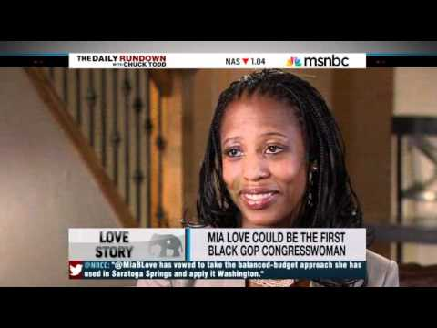 Mia Love: Congress' First Black Mormon Female Republican?