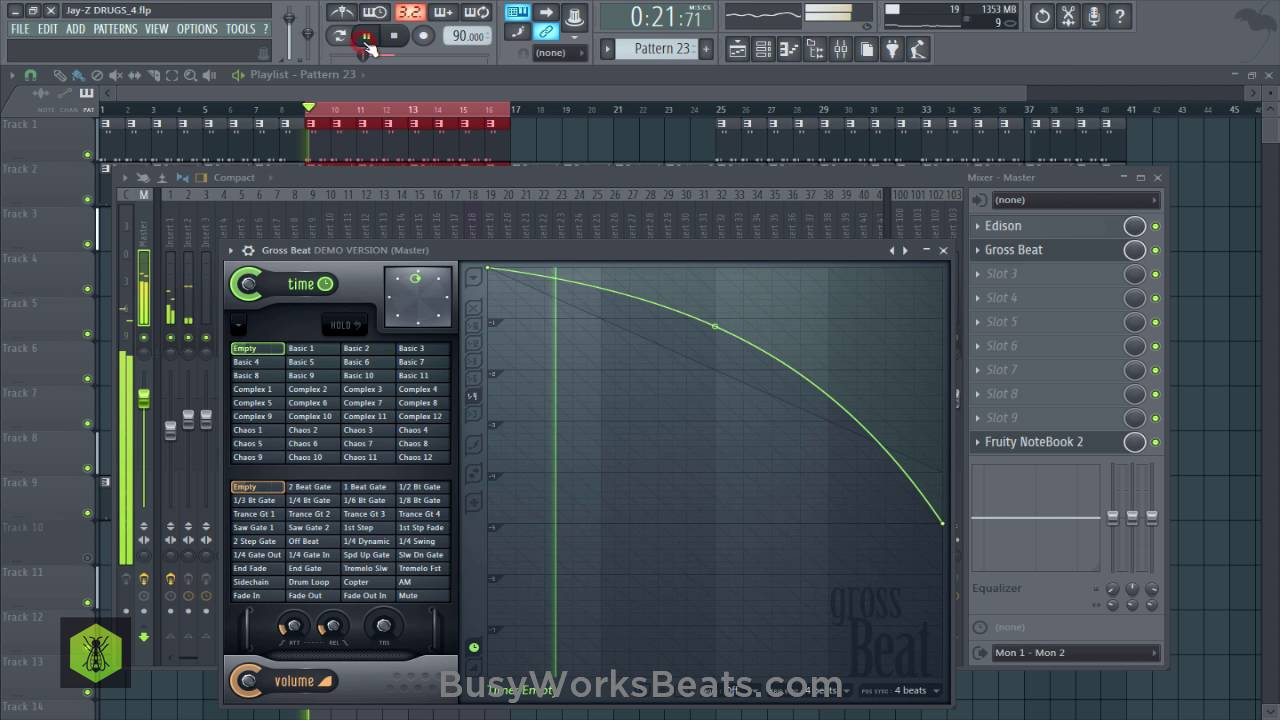 gross beat fl studio 12 plugins plugin exploration youtube. Black Bedroom Furniture Sets. Home Design Ideas