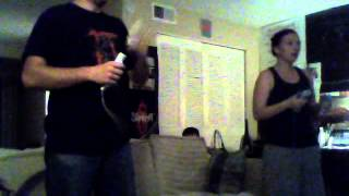 Wii-Tards playing Ultimate Band