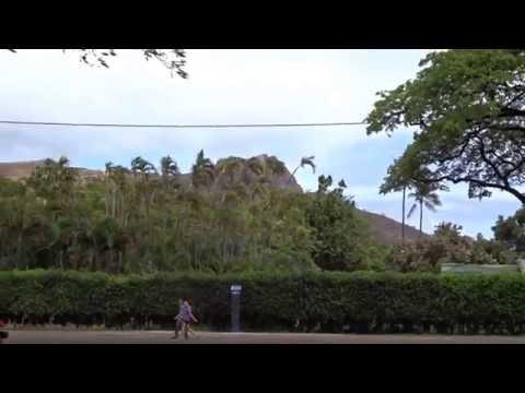 diamond head waikiki zoo parking hawaii oahu honolulu 20150520 PM0257