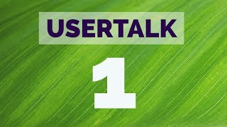 1. USERTALK