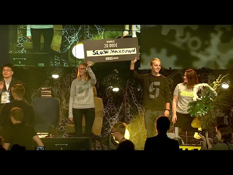 Slush Hacks Finals | Slush 2015