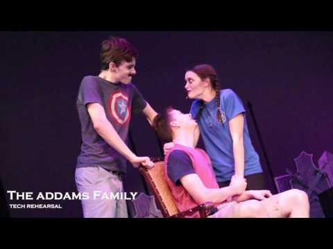 ADDAMS FAMILY MUSICAL - Monacan High School