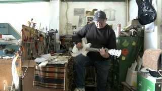Gordon Smith Guitars - Short Documentary