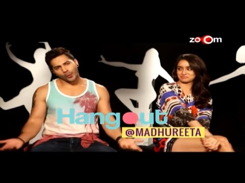 Hangout With Varun Dhawan And Shraddha Kapoor   Full Episode - EXCLUSIVE   ABCD 2