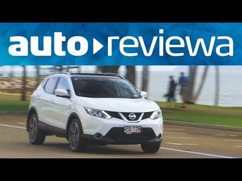 2015, 2016 Nissan Qashqai Video Review - Australia