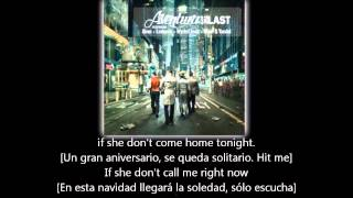 Aventura - Spanish Fly (lyric - letra)