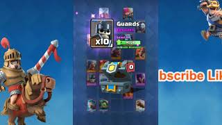 Clan Wars Chest #1 - Clash Royale Romania