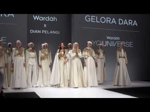 Jakarta Fashion Week 2017 #3 | Day 2 : Wardah YOUniverse Fashion Show