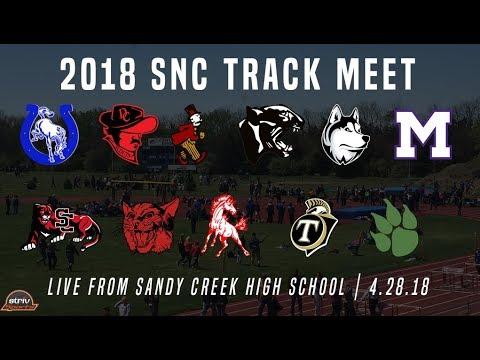 2018 SNC Track & Field Meet