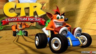 Pagyra играет в 'Crash Team Racing'(11 Июля)'Стрим ThePagYYY'