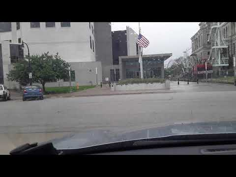 Cold, Windy, and Wet In The Quad Cities Rock Island