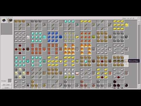 Minecraft Mods #1:Crafting Guide.(1.2.5)