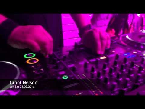 Grant Nelson@Loft Bar (Moscow) 26.09.2014